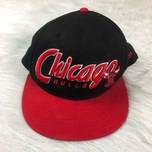 Chicago Bulls New Era Hardwood Classics Snapback
